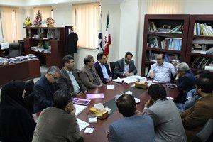 تشکیل جلسه ستاد بازآفرینی محدوده ها و محلات هدف با محوریت اجرایی شدن مسکن اجتماعی در استان ایلام