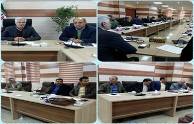 برگزاری پنجمین جلسه مدیریت بحران شهرستان آشتیان