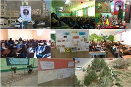 برگزاری مراسم بزرگداشت روز جهانی خاک در شهرستان بهارستان