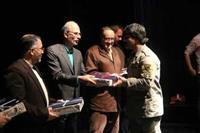 تقدیر از اداره حفاظت محیط زیست شهرستان بندر انزلی در جریان برگزاری جشنواره سینمایی هنر هفتم