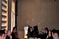 نشست هم اندیشی مدیرکل حفاظت محیط زیست استان یزد با جمعی از تشکل های زیست محیطی استان