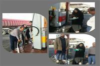 پایش محتوی گوگرد نفت گاز یورو ۴ جایگاههای سوخت استان یزد