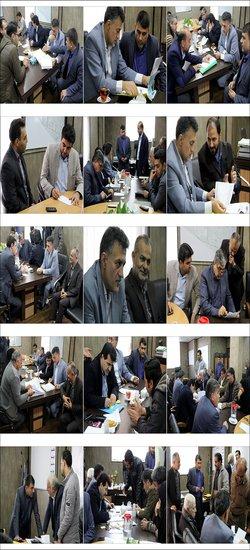 دیدار مردمی منطقه دو / ۱۸ آذرماه