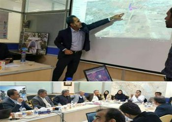 ارائه ۳ نقطه پیشنهادی برای احداث ایستگاه راه آهن در استان