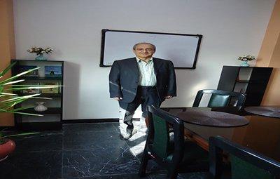مصاحبه با جناب آقای دکتر کاشانی بزرگ