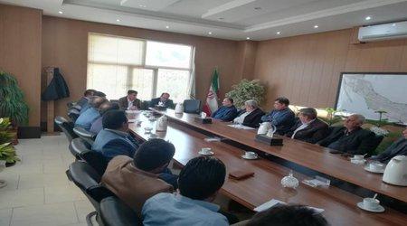 با حضور اعضای شورای شهر شیراز صورت گرفت: بازدید میدانی از پروژه های عمرانی منطقه ۹ شهرداری شیراز