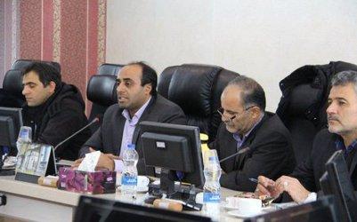 جلسه کمیته صدور خدمات مهندسی سازمان نظام مهندسی ساختمان استان اردبیل