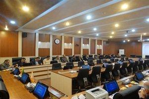 چهارمین جلسه شورای هماهنگی امور راه و شهرسازی استان تهران برگزار شد