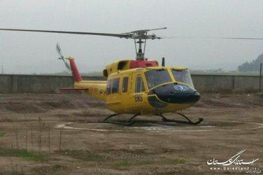 بازدید کارشناسان مدیریت بحران گلستان و سازمان هواپیمایی کشور از «پد بالگردی اورژانس بیمارستان کردکوی»
