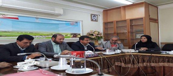 برگزاری سومین کارگروه مدیریت پسماند شهرستان لنجان در سال جاری