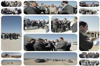 بررسی چالشهای زیست محیطی شهرستان خرامه با حضور مدیرکل حفاظت محیط زیست فارس