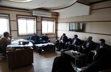 برگزاری نشست ستاد صیانت از حریم امنیت عمومی و حقوق شهروندی در کرمانشاه