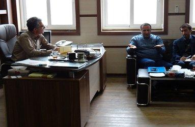 جلسه سلامت اداری در اداره کل محیط زیست کرمانشاه برگزار شد