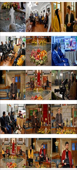 پخش زنده برنامه هشت بهشت از نجف آباد /۲۱ آذرماه