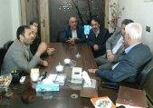 جلسه بررسی طرح تفصیلی شهر طالقان