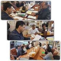 رسیدگی به تقاضاهای شهروندان در ملاقات عمومی داود دارابی شهردار خرمشهر