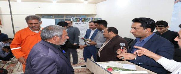 در مراسمی با حضور شهردار و دو عضو شورای شهر، از اعضای ستاد مدیریت بحران شهرداری مسجدسلیمان تجلیل شد