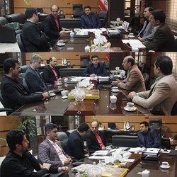 دیدار هیات رئیسه دفاتر نمایندگی فریدونکنار، بهشهر و عباس آباد با هیات رئیسه سازمان