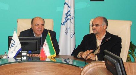 دیدار مدیرعامل شرکت گاز استان اصفهان با مهندس عسکری