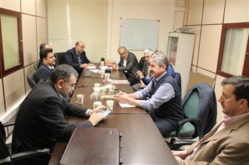 تشکیل جلسه کمیسیون فنی و اجرایی و کنترلی  شورای مرکزی