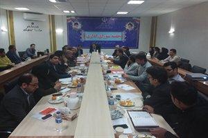 سیستم کاری اداره کل راه و شهرسازی استان مرکزی دوستانه و با حفظ جایگاه هاست .