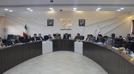 ششمین جلسه هیات مدیره سازمان برگزار شد + مصوبات