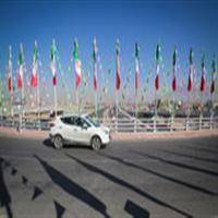 پروژه پل دور برگردان سردار شهید عباسعلی علیبالایی افتتاح شد