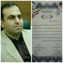     مدیرعامل تاکسیرانی کرمانشاه از سوی نماینده ولی فقیه در استان و رئیس ستاد بازسازی عتبات عالیات تقدیر شد